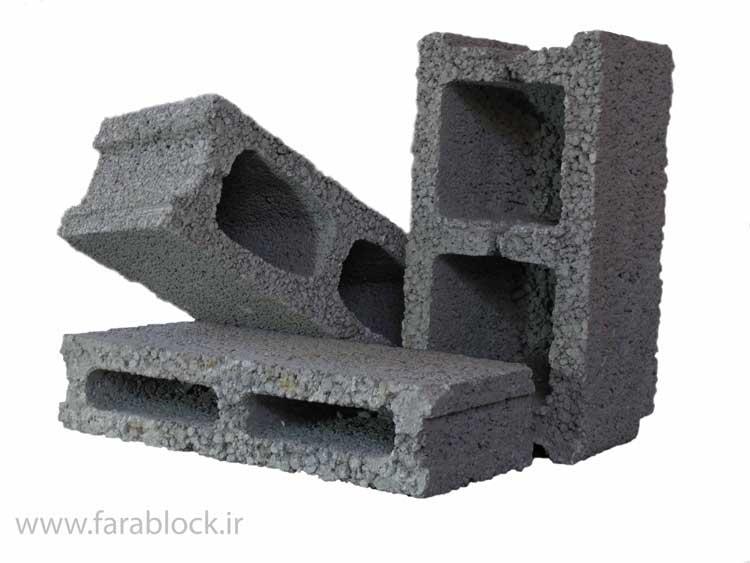 بلوک سبک چیست؟ انواع بلوک سیمانی